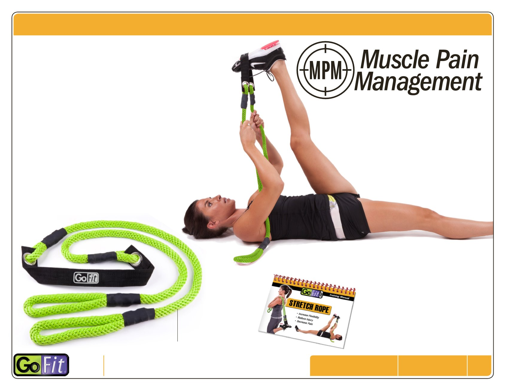 Go-Fit Stretch Rope
