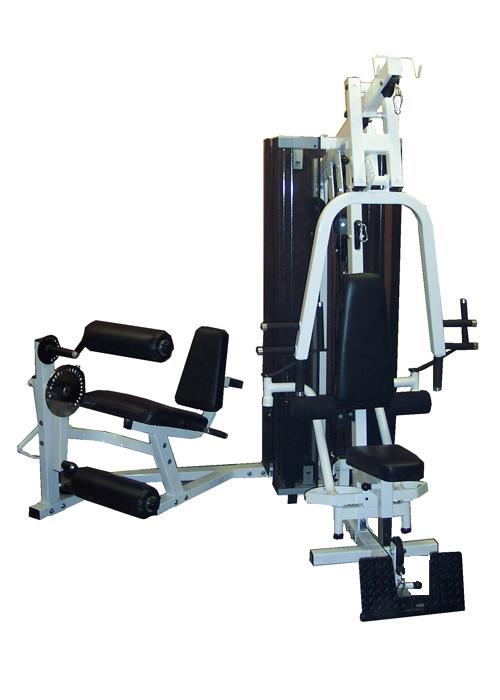 MAX-HG5 Multi Gym (2 Stacks)
