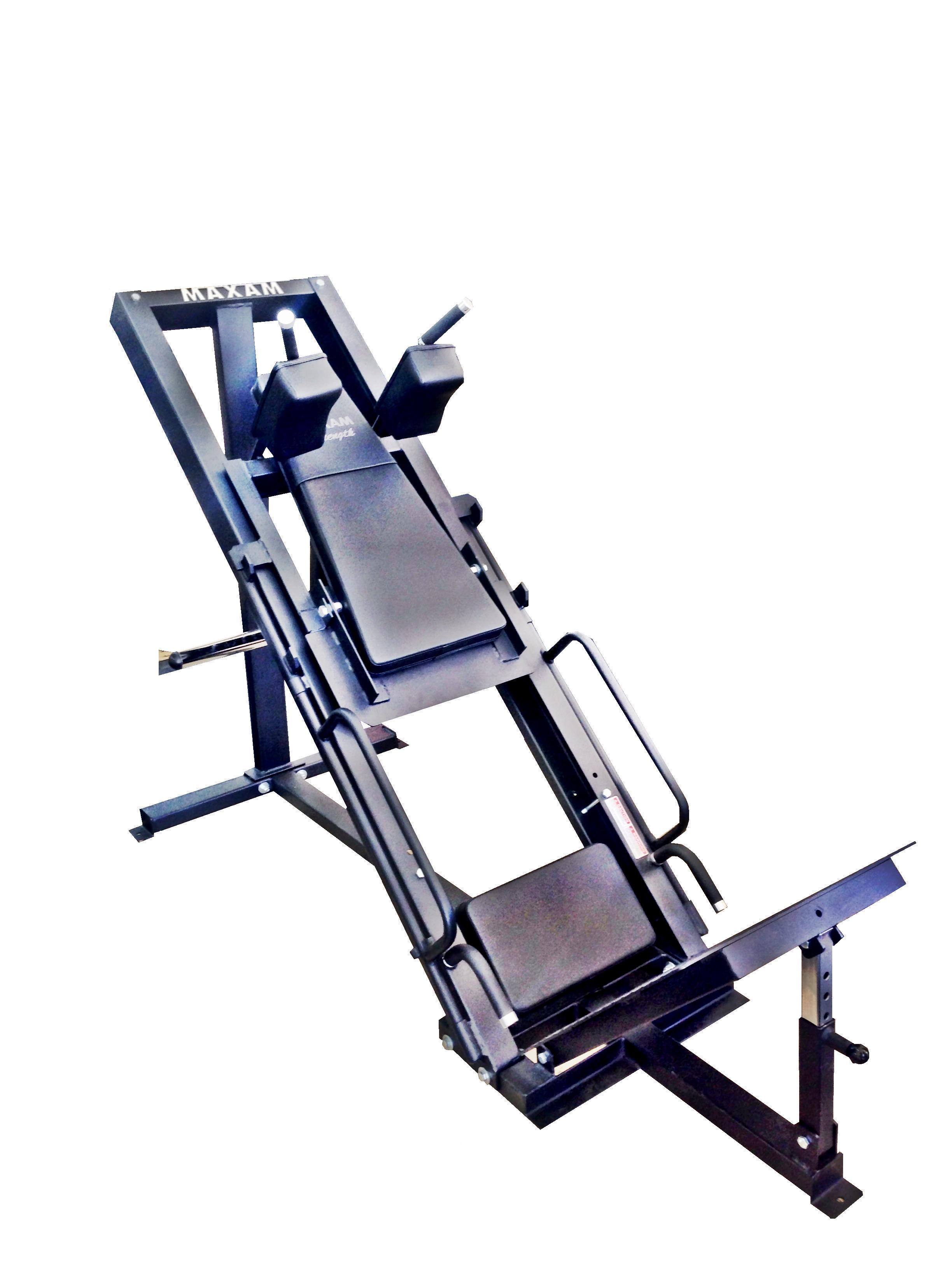 MAX#HLP3 Leg Press-hack
