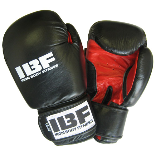 PRO BOXING MITTS