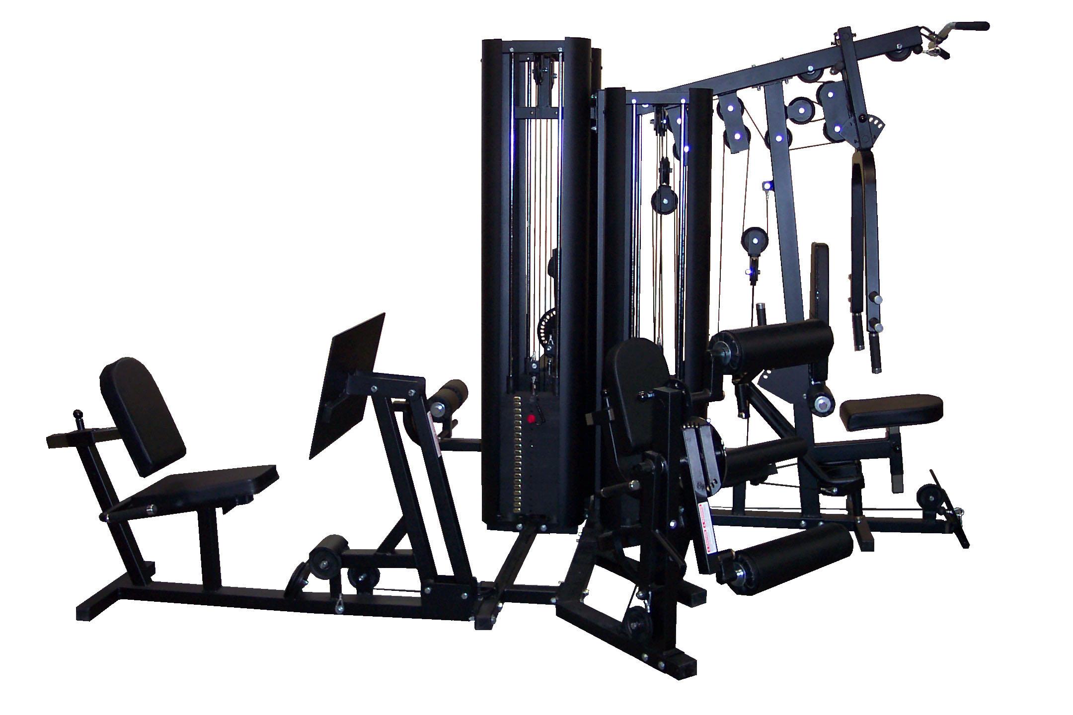 MAX-HG2 4 Stacks Gym