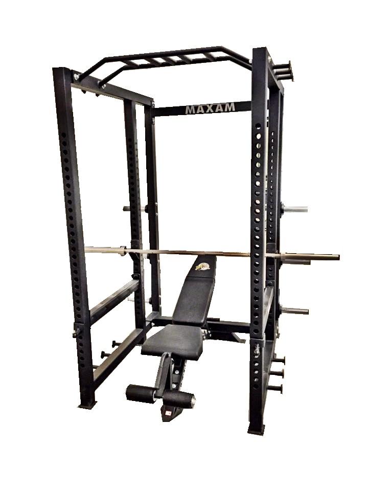 MAX#H12 POWER RACK (3x3 Frame)