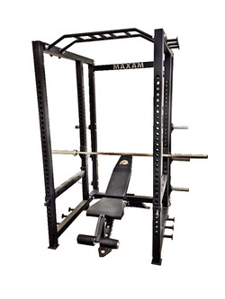 MAX#H12 POWER RACK (3x3 Frame)