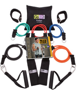 PRO GYM STRETCH BAND SET