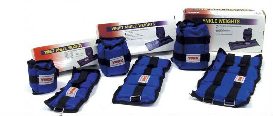 York Ankle And Wrist Weights