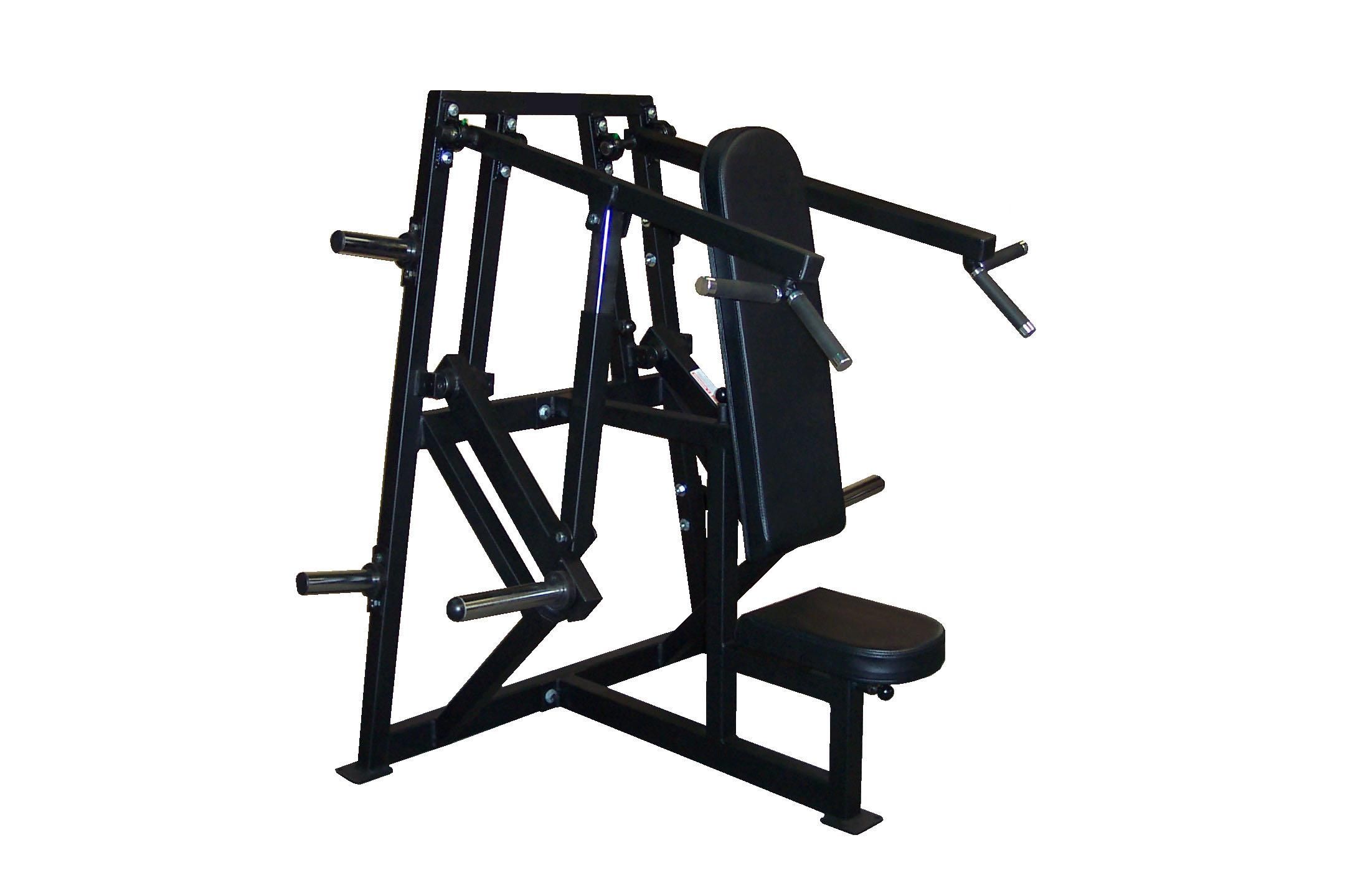 MAX#CSS4 Shoulder Press (Converging)