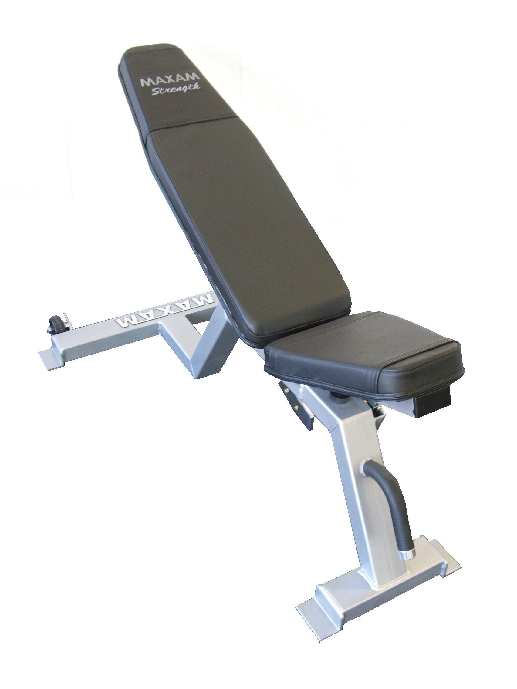 MAX#HB4 Flat-Incline Bench