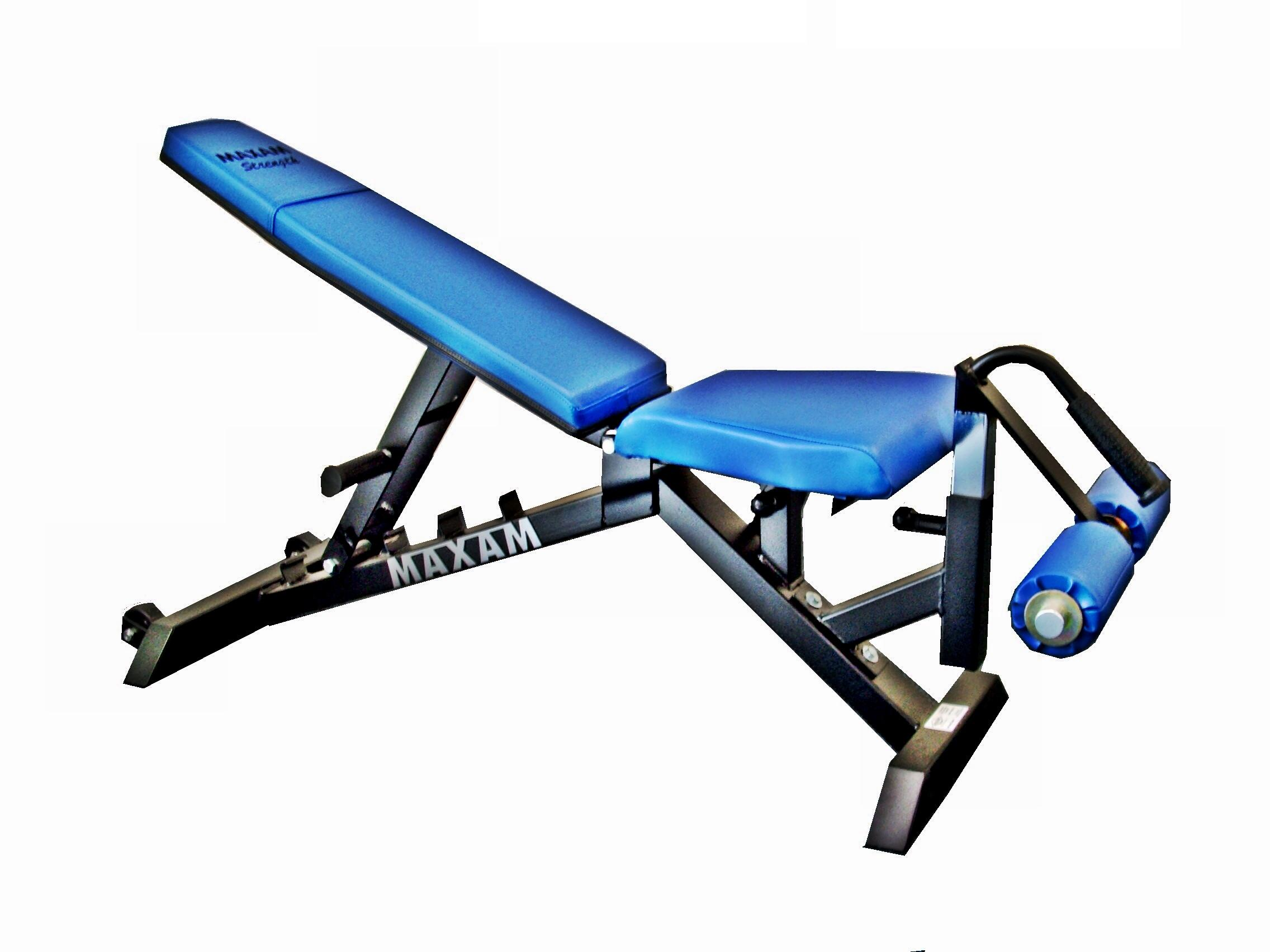 MAX#HB5 Decline-Incline bench
