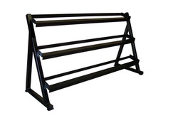 MAX#824 3-TIER ANGLE DUMBELL RACK