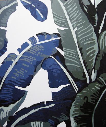 Banana leaves 04