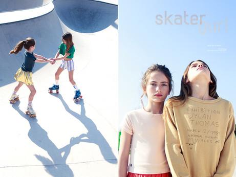 Babykinsmagazine Skaters