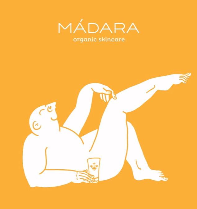 Illustration for Madara Cosmetics.