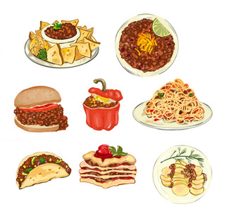 "Illustration for ""Pie Galda"" magazine."