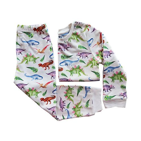 Jersey Two Piece Pyjamas