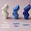 Thumbnail: Fertility symbol decorative candle