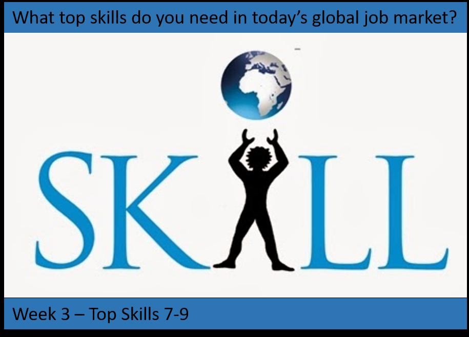 Anna Colebourne - Career coaching - top global career skills you need