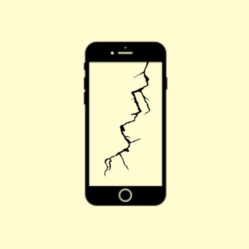 Réparation d'écran iPhone 6S