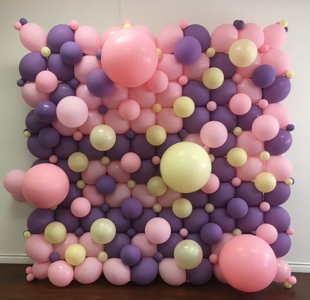 Balloon Walls - Starts at $400