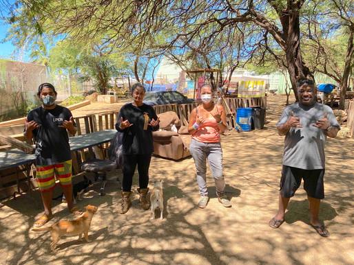 Building Community with Aloha