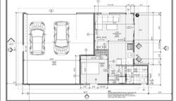 ADU Floor plan/ Architectural Plan