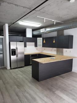 Modern cabinets Kitchen remodeling