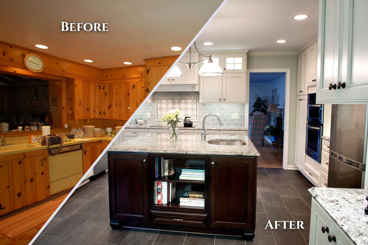 Full Kitchen remodeling
