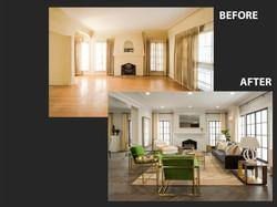 Interior remodeling Room addition
