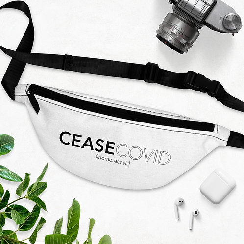 CEASE COVID Fanny Pack
