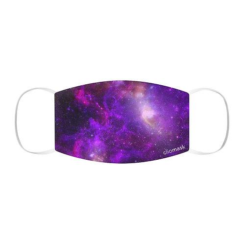 Purple Space Burst ClioMask