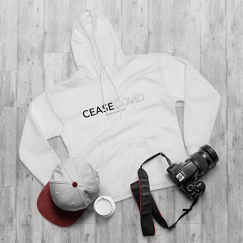 CEASE COVID Unisex Pullover Hoodie