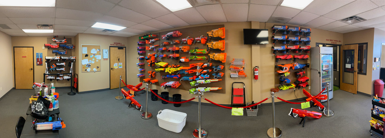 Our Nerf Selection