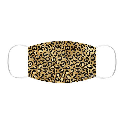 Golden Leapard ClioMask