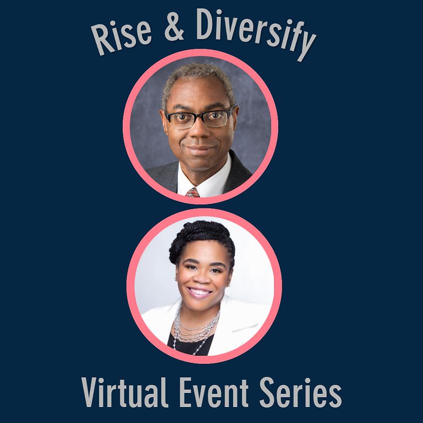 Rise & Diversify - Racial Trauma, Power & Privilege