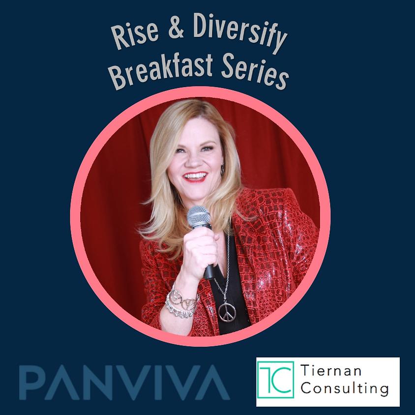 Rise & Diversify Breakfast - Cami Baker