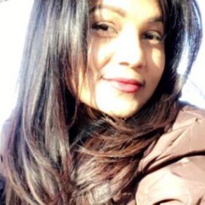 Mentor Spotlight: Saverna Ahmad