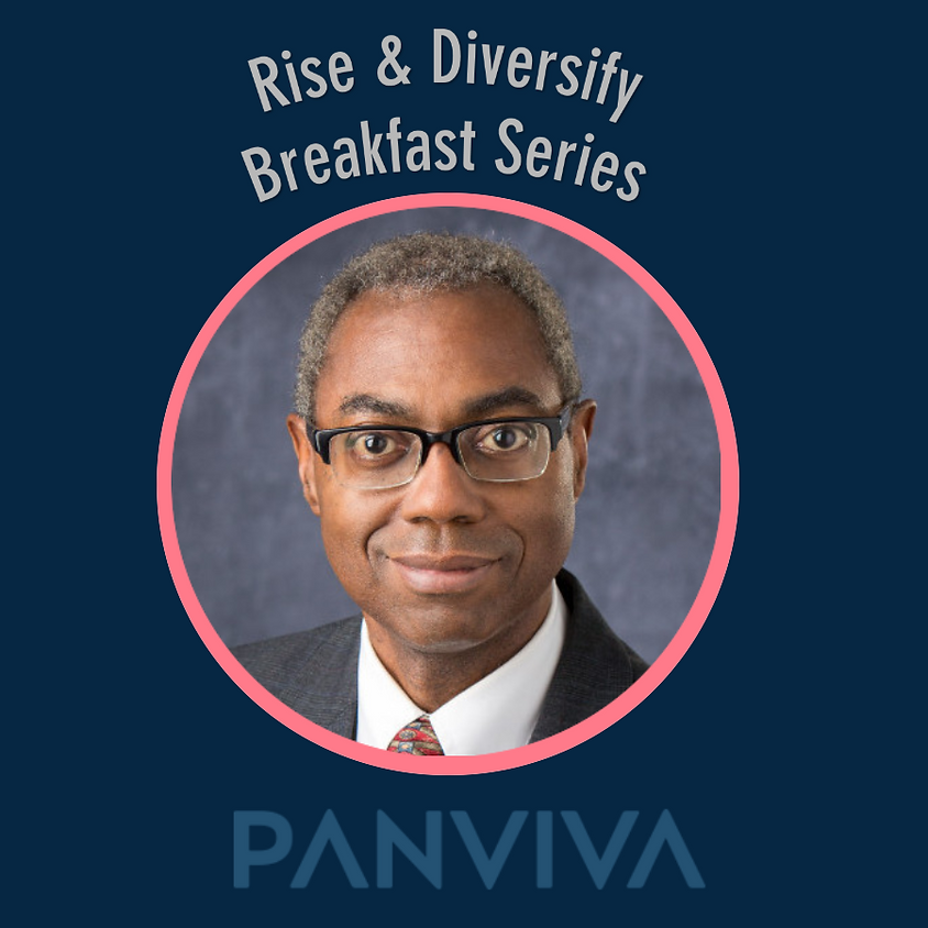 Rise & Diversify Breakfast - Your Next step in Diversity & Inclusion with James McKim