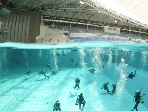 [오픈워터 교육] 수영장 교육 - 문학박태환수영장