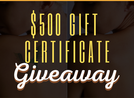 National Tattoo Removal Day Giveaway