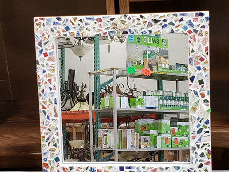 Recycled Art Contest Supports Virtual Women Build 2020