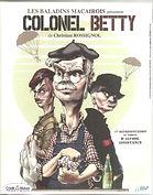 2016 Colonel Betty