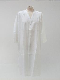 Chemise de nuit blanche