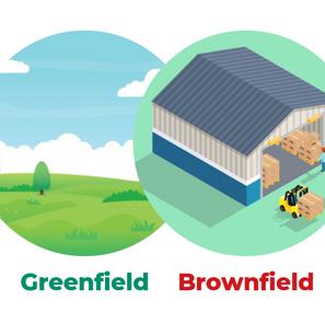 Реализация Greenfield и Brownfield проектов в логистике