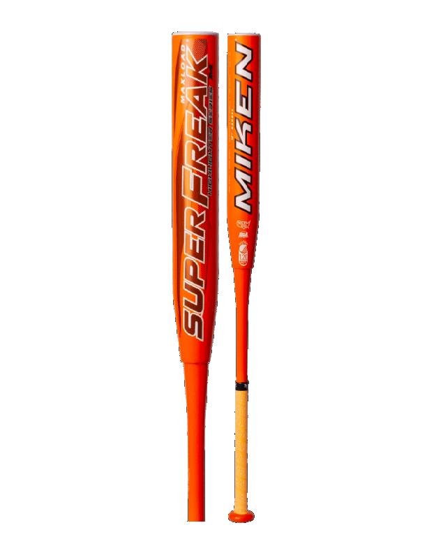 "34//27 Miken Super Freak Surligneur 12/"" Max USSSA slowpitch bat MHS12U"