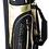 Thumbnail: Miken Gold Series LE Pro Player Wheeled Roller Bag: MKBG18-WB-GLD