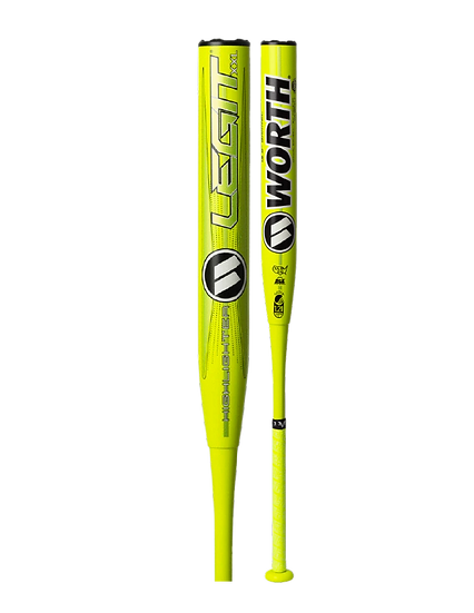 "2020 Worth Legit XXL Highlighter 13.5"" USSSA: WHS14U"