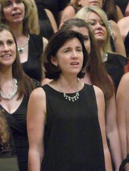 The Jupiter Singers St Albans Abbey