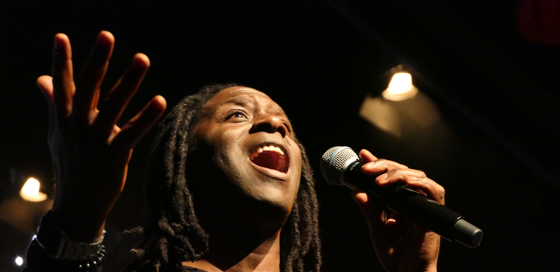 Circle of Life workshop with Hugh Maynard