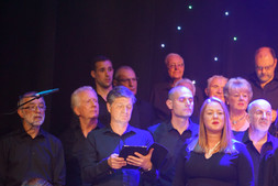 The Jupiter Singers Gordon Craig Theatre 2019
