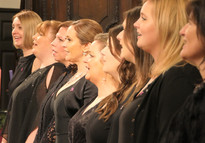 London Show Choir Breast Cancer Haven carol concert