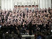 The Jupiter Singers St Albans Abbey 2019